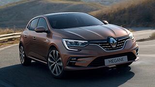 Coches Renault nuevos
